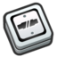 64x64px size png icon of Network driver offline