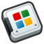 64x64px size png icon of Program group