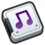 64x64px size png icon of Shared music