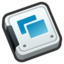 64x64px size png icon of Shared pictures