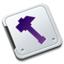 64x64px size png icon of Folder configure