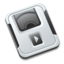 64x64px size png icon of Music player