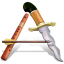 64x64px size png icon of Tool Application