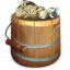 64x64px size png icon of Trash Full Soft