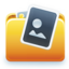 64x64px size png icon of Image documents