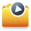 64x64px size png icon of Media documents