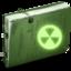 64x64px size png icon of Matrix Burn Folder