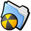 64x64px size png icon of Smoothicons Burn Folder