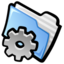 64x64px size png icon of Smoothicons Smart Folder