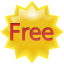 64x64px size png icon of free
