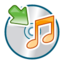 64x64px size png icon of Cd audio mount