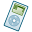 64x64px size png icon of Ipod unmount