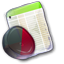 64x64px size png icon of App Office Spreadsheet