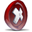 64x64px size png icon of Delete 2