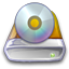 64x64px size png icon of Device Cd Drive