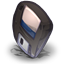 64x64px size png icon of Device Floppy