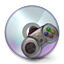 64x64px size png icon of Device Game Cd