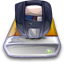 64x64px size png icon of Device Zip Drive