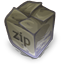 64x64px size png icon of Filetype zip