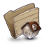 64x64px size png icon of Folder Home Folder