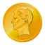 64x64px size png icon of Coin