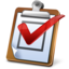 64x64px size png icon of Task Report Hot