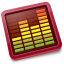 64x64px size png icon of Audio MIDI