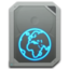 64x64px size png icon of drive idisk online