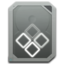 64x64px size png icon of drive internal windows