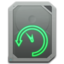 64x64px size png icon of drive time machine