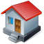 64x64px size png icon of 1 Normal Home