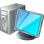 64x64px size png icon of 2 Hot Computer