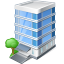 64x64px size png icon of office building