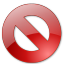 64x64px size png icon of Cancel