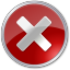 64x64px size png icon of Error Circle