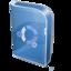 64x64px size png icon of Kubuntu Box
