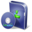 64x64px size png icon of Linspire disc