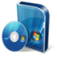 64x64px size png icon of Vista Business disc