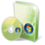 64x64px size png icon of Vista home basic disc