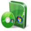 64x64px size png icon of Vista home premium disc