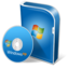 64x64px size png icon of Win XP Professional disc