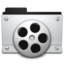 64x64px size png icon of 512Movies
