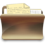 64x64px size png icon of folder documents