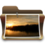 64x64px size png icon of folder pictures