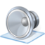 64x64px size png icon of Windows 7 audio