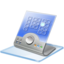 64x64px size png icon of Windows 7 calendar