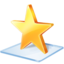 64x64px size png icon of Windows 7 fav