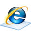 64x64px size png icon of Windows 7 ie