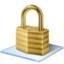 64x64px size png icon of Windows 7 security