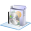 64x64px size png icon of Windows 7 software